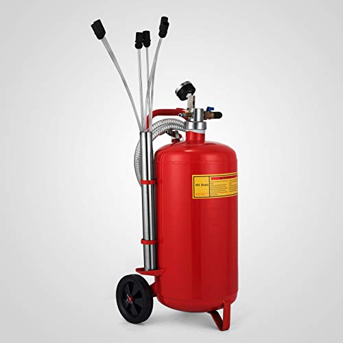 Frantools Ölabsauggerät Ölabsauger pneumatisch Pneumatik Öl extraktor Ölwechsel 22.7Liter