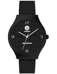 5345946ee14 Twilight Fashion Glitter Design Orologio al quarzo magnetico nero gioielli  magnetici orologio da polso Breo senza