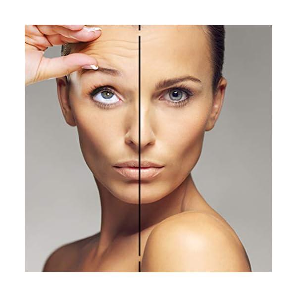 Suavitas Botox Cream – Crema Rostro y Cuello Antiarrugas Efecto tensor, con Aloe, Botox Complex y Colágeno para un Efecto Lifting Inmediato, Antiedad, Redensificante, Nutriente, Hidratante – 50 ml