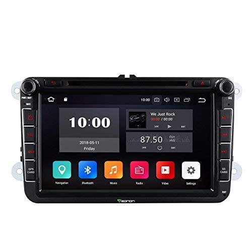 eonon Android 8 8 Zoll Autoradio CD DVD GPS fit for Polo Jetta Passat GA9153A