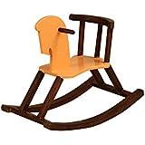 Arcedo Horse Rocking Chair - Aerial Latitude
