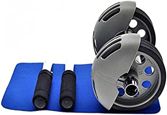 DGB Bodipro Bodi Total Body Power Slider Strech Roller Exercise Equipment Wheel Rolling Device Ab Exerciser