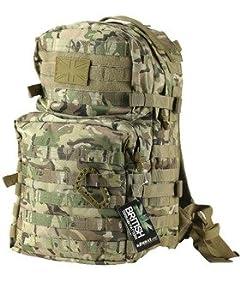 Kombat Medium Molle Assault Pack 40 Litre BTP by A&N