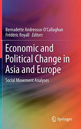 Economic and Political Change in Asia and Europe: Social Movement Analyses (China Network Food)