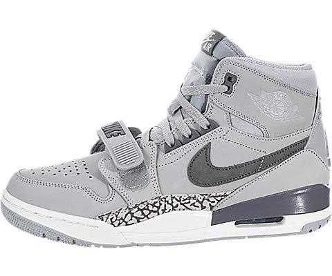 Nike Air Jordan Legacy 312 Men'S Shoe - wolf grey/lt graphite-sail, Größe:13 -