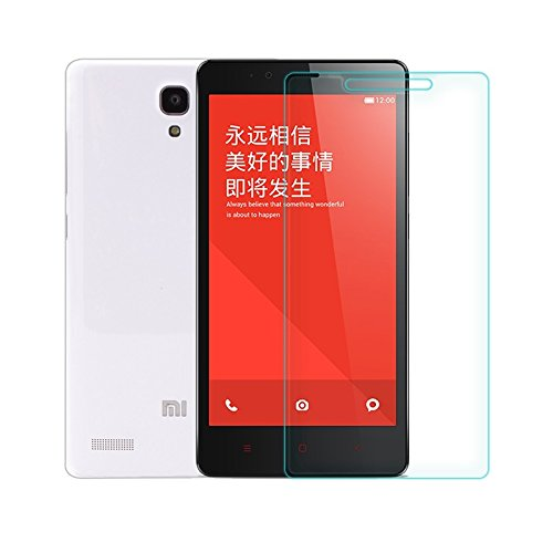 Tempered Glass for Xiaomi Redmi Note 4G by DRaX®  available at amazon for Rs.139