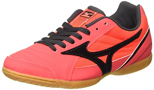 Mizuno Sala Club in, Scarpe da Calcetto Uomo, (FieryCoral/Black), 42 EU