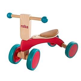roba-Holz-Rutscher-Kinderfahrzeug-aus-Holz-Kleinkind-LaufradSitzroller-ab-1-Jahr