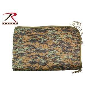 Rothco G.I. Stil Poncho Liner-ACU Digital Camouflage Woodland Digital Camo 62