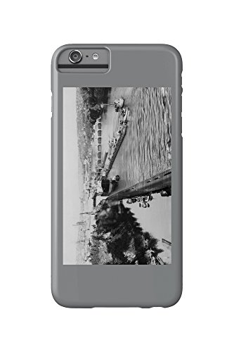seattle-wa-ballard-locks-ship-canal-photograph-iphone-6-plus-cell-phone-case-slim-barely-there