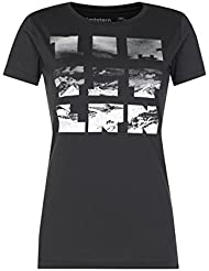 Zimtstern Damen T-Shirt TSW Blockspray
