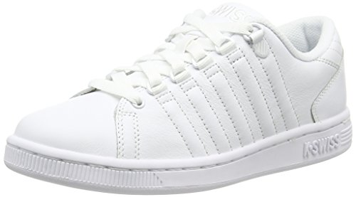 k-swiss-damen-lozan-iii-low-top-sneakers-weiss-38