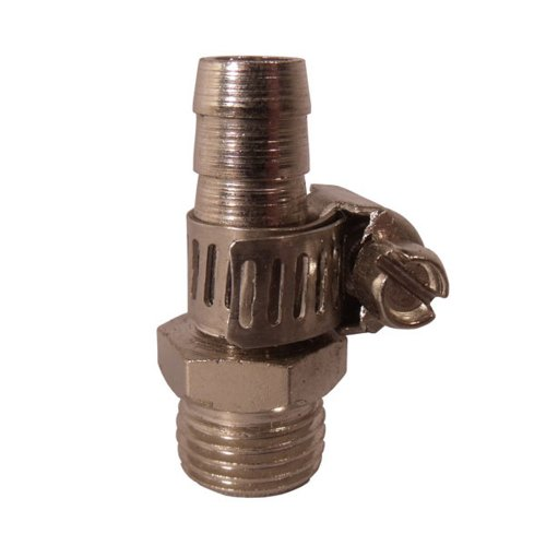 Mauk Verschraubung 1/4 Zoll Außengewinde, 9 mm Schlauchanschluss 1422