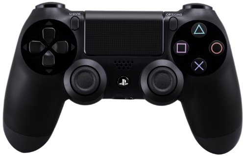 Controller Dual Shock 4 Jet Black - PS4 [import Japonais]