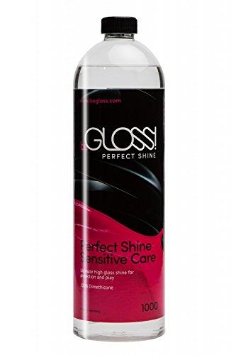 beGLOSS PERFECT SHINE 1000 ML - Latex Polish - Ultimate high gloss shine - The lubricant for the polish & care of rubber & latex clothing. (Polishing Shine Gloss)