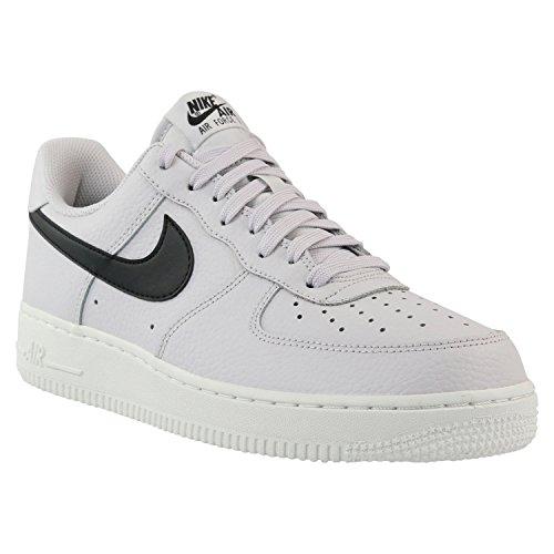 Nike Herren Air Force 1 07 Low-Top vast grey-black-summit white (AA4083-008)
