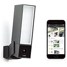 Caméra de Surveillance Extérieure avec éclairage intégré - Netatmo Presence