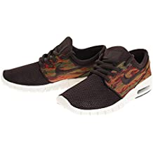 san francisco 0381e d4ebf Nike SB Stefan Janoski Max Chaussures Velvet Brown