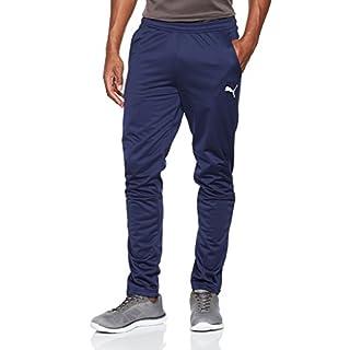 Puma Liga Training Pants Pantalons Homme, Peacoat White, FR : M (Taille Fabricant : M)