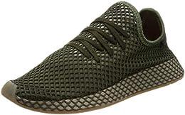 scarpe uomo adidas verde militare