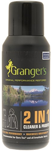 Grangers 2-in-1 Cleaner and Proofer Test