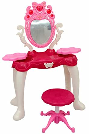 Princess Dressing Table with Light & Music