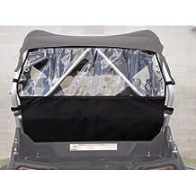 Tusk UTV Rear Window POLARIS RANGER RZR 4 800 RANGER RZR 570 RANGER RZR 800 RANGER RZR S 800 RANGER RZR S 800 LE RANGER RZR XP 4 900 RANGER RZR XP 900 RANGER RZR XP 900 LE by Tusk