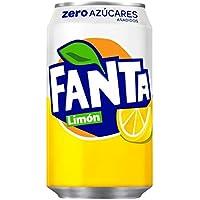 Fanta Zero - Limón, 330 ml