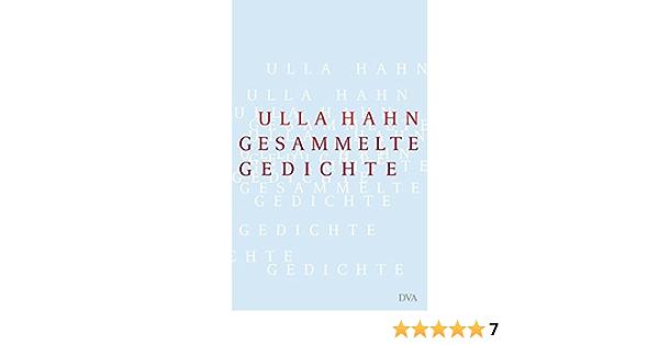 ulla hahn bekanntschaft text)