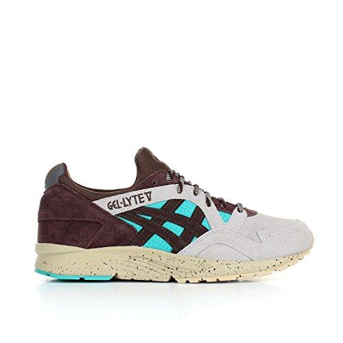 Asics - Gel Lyte V Viridian Green/Coffee - Sneakers Uomo Grigio