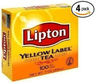 lipton-yellow-label-tea-bags-100ct-pack-of-4-by-yellow-label