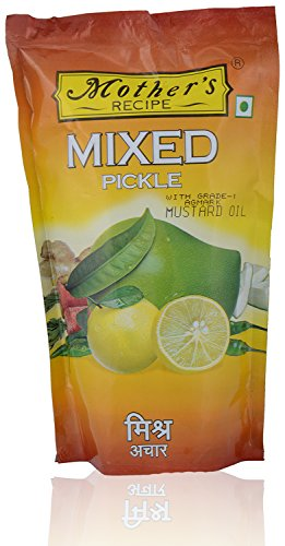 Mother's Recipe Mixed Pickle, 500g