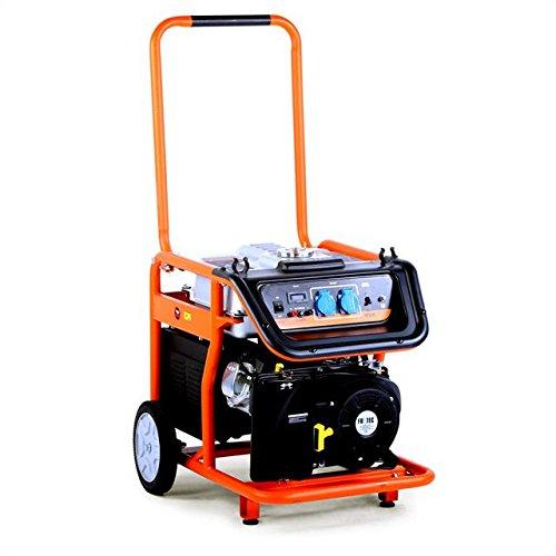 Fuxtec Stromerzeuger 12KW Motor thumbnail