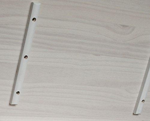 KMH®, Spielzeugkiste auf Rollen aus massivem Pinienholz, 73x40x43,5cm - 3