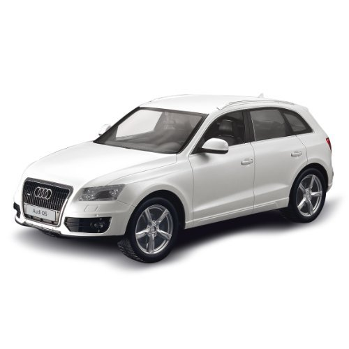 Jamara-403936-Remote-Control-Car-Audi-Q5-3-Pieces-White-by-Jamara