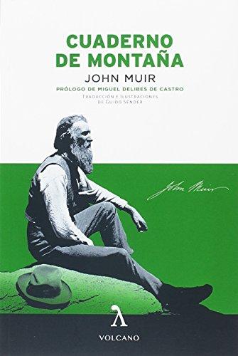 Cuaderno de montaña por John Muir