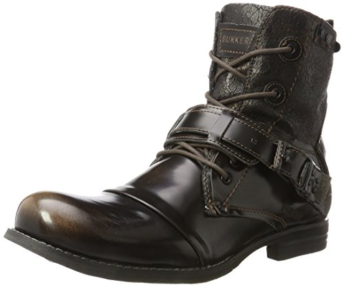 Bunker Mens Classic Boots Brown (tan)