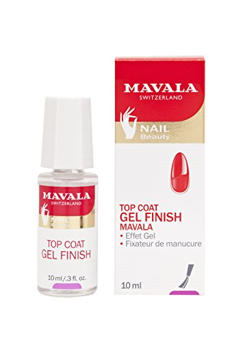 Mavala Top Coat effetto Gel - 10 ml