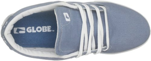 Globe LighHouse Slim, Chaussures de skate homme Bleu (Slate Blue)