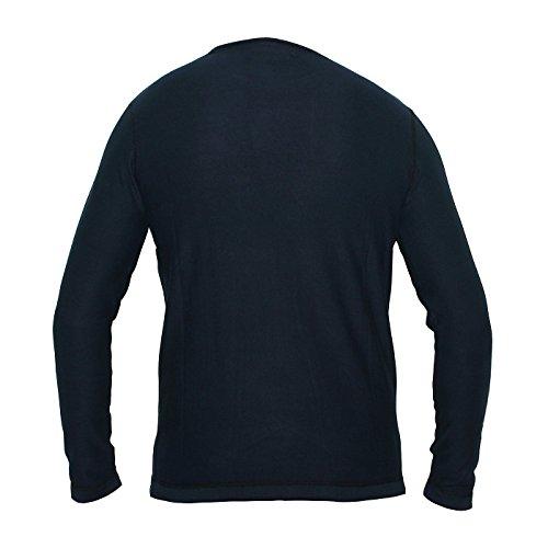 Solid Pullover Lanni Blau