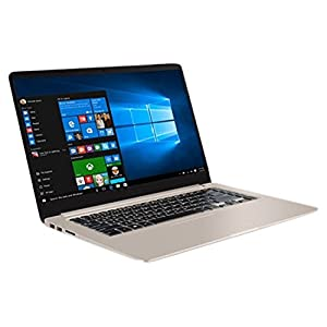 "ASUS VivoBook S15 S510UN-BQ151T (8th Gen Intel® Core™ i7 8550U Processor / 8GB DDR4 / 1TB HDD / 15.6""FHD / NVIDIA GeForce MX150-2GB DDR5 / NO ODD/WIN 10 Home /2 Year Warranty/ Gold)"