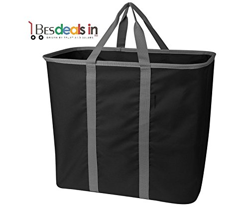 Three Secondz CleverMade SnapBasket CarryAll Size 18