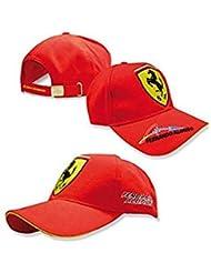 Gorra niño Ferrari FA Firma
