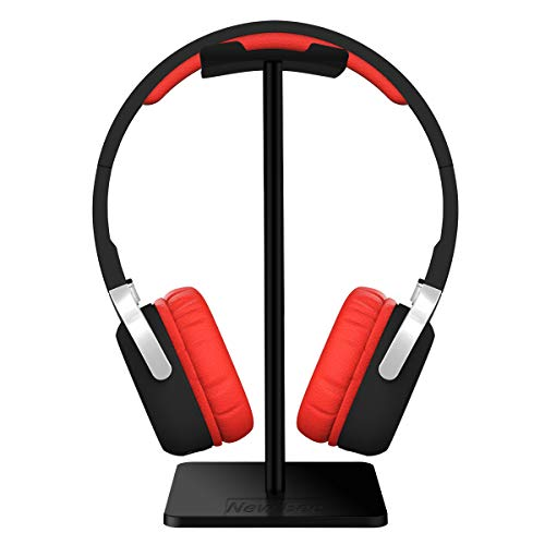 EIVOTOR Universal Aluminum Headphone Stand with Removable Base, Headset  Hanger Bracket Gaming Headphone Holder Stand for Earphone Simple  /Lightweight