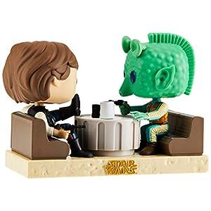 Funko Pop Han Solo y Greedo en la cantina (Star Wars 223) Funko Pop Star Wars
