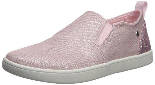 UGG Girls K Gantry Sparkles Sneaker, Seashell Pink, 2 M US Little Kid