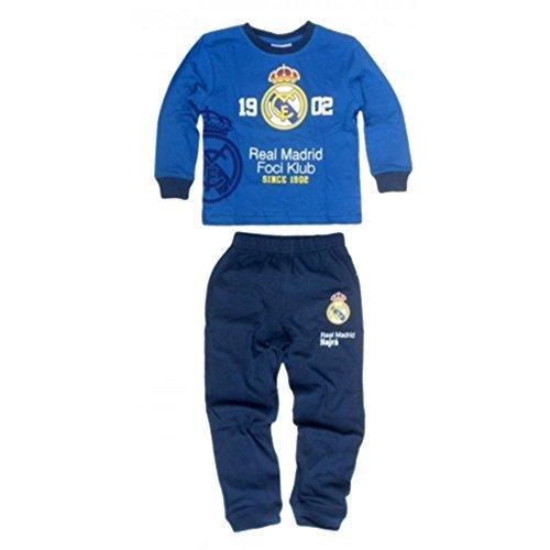 Real Madrid – Pijama dos piezas – para niño