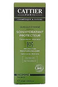 Cattier Soin Hydratant Protecteur Homme Gueule d'Ange 50 ml
