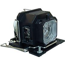 CTLAMP Reemplazo Lampara proyector/foco con la vivienda DT00781 Para HITACHI CP-HX3080/CP-HX4060/CP-HX4080/CP-X445W, LIESEGANG dv 420/dv 485