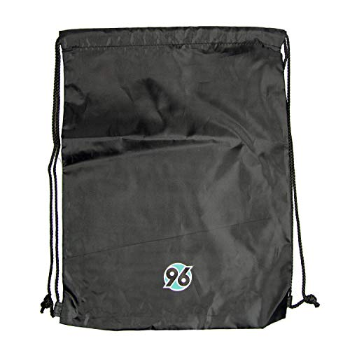Hannover 96 Sportbeutel, Turnbeutel, Gym Sack, Rucksack, Sports Bag H96 - Plus Lesezeichen I Love Hannover